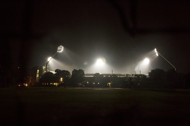 Day Night Cricket at Edgbaston (CC licensed by John Garghan via Flickr)