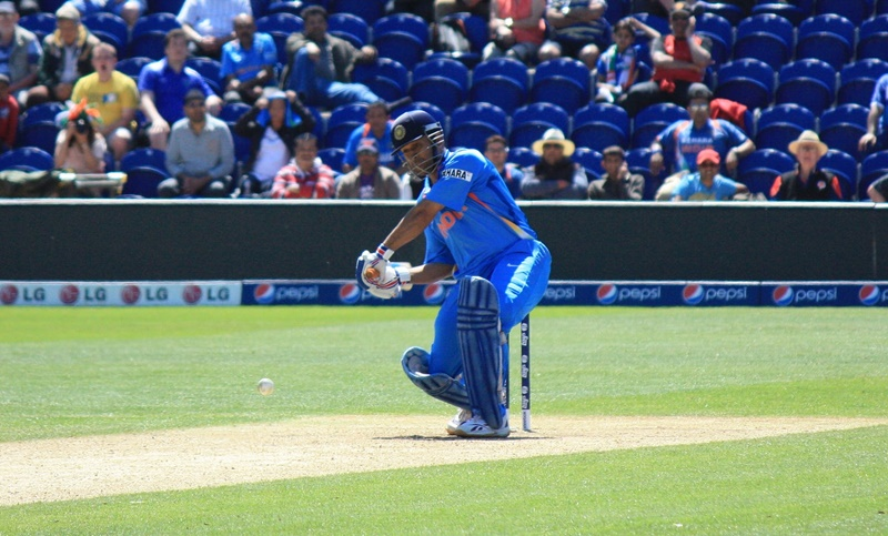 MS Dhoni (CC licensed by Marc via Flickr)