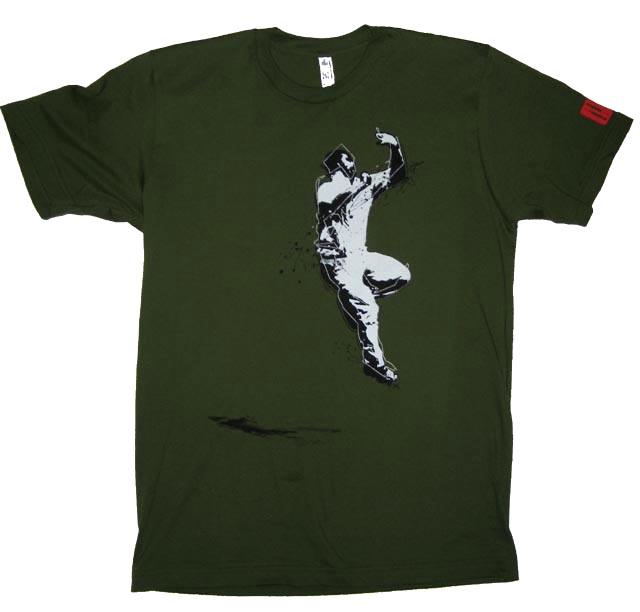 Nice cricket shirt