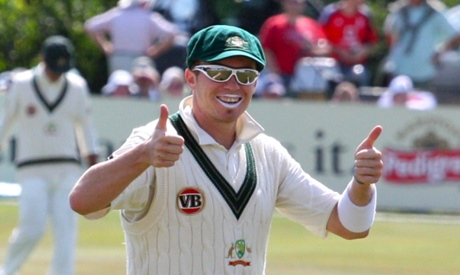 Peter Siddle has opposable thumbs