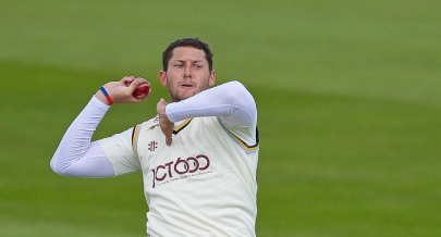 Tim Bresnan with non-bionic elbows