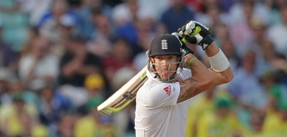 Kevin Pietersen is vulnerable to uneven bounce the one time it happens each decade