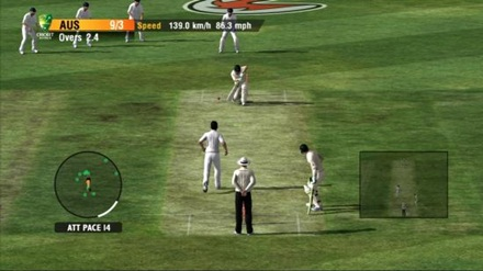 International Cricket 2010 (X-BOX360)