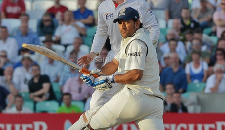 Dhoni - too stubborn to stand down
