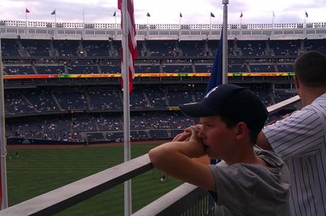 A baseball place