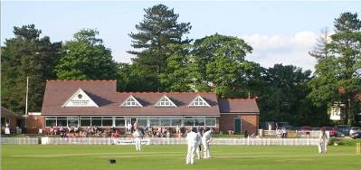 Wolverhampton Cricket Ground