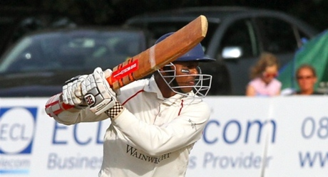 Batting is not just a job for Shivnarine Chanderpaul