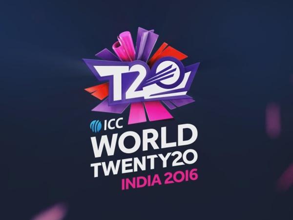 ICC World T20 2016 logo