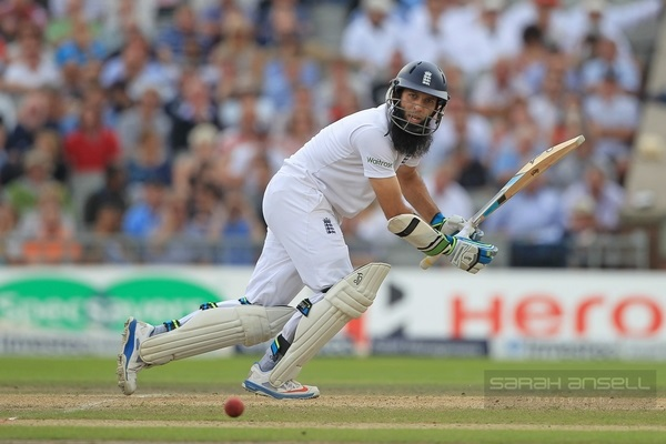 Cricket - England v India - Fourth Investec Test - Day Two - Old Trafford, Manchester