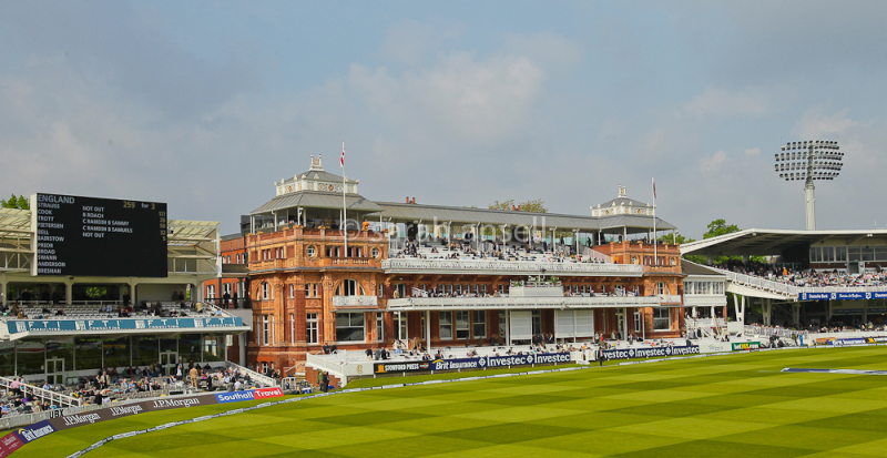 Lord's Cricket Ground pavilion