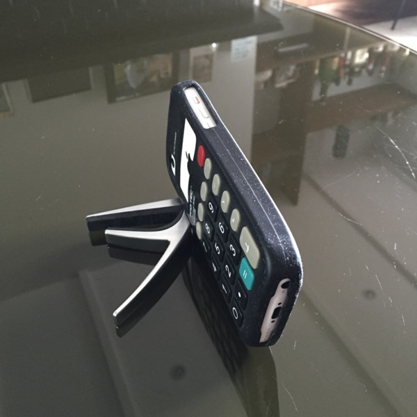 Ivan The Smart Phone - Not a Selfie