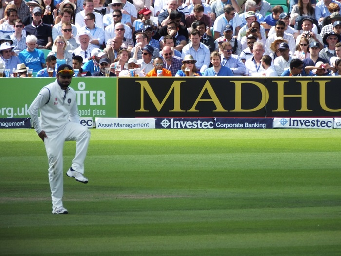 Virat Kohli (CC licensed by James Cullen via Flickr)