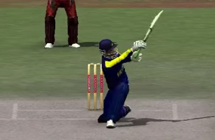 Cricket Computer Game Graphics Through The Ages
