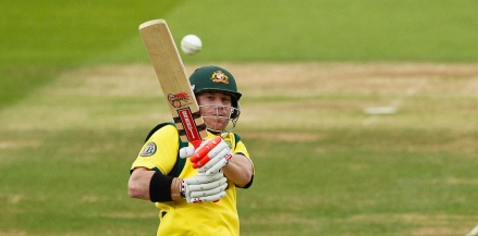 David Warner suspects it's piss-easy to get back into Australia's top six