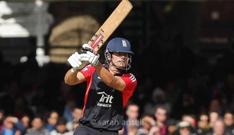 Alastair Cook and all that them battings and that and them and that