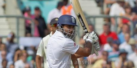 Ravi Bopara in an actual Test match