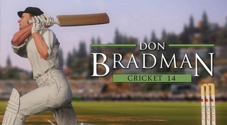 Don Bradman Cricket 14 - much better than the first 13 editions
