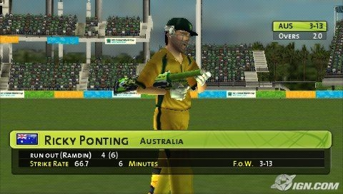 Australia three wickets down for zip, like usual
