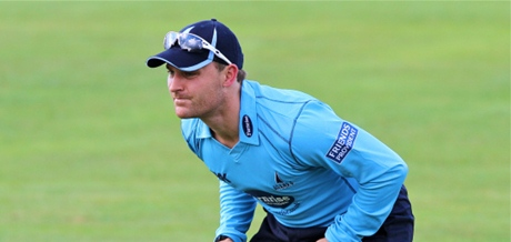Captain Brendon McCullum in more appropriate clothes