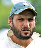 Shahid Afridi, you are a fantastically ludicrous human being