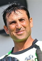 Younus Khan has a stab at smiling