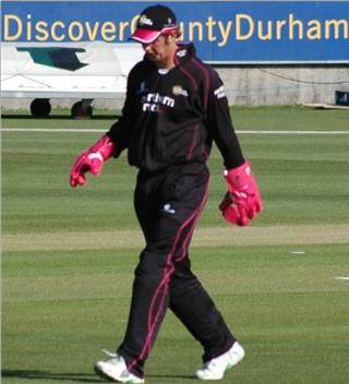 Pink gloves or HORRIBLY SWOLLEN HANDS?