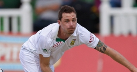 Dale Steyn - more than his fair share of sinews